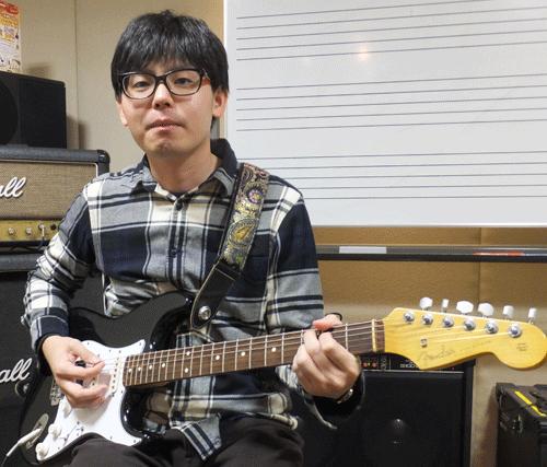 ギター 木曽義明講師
