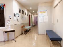 文化堂 北姫路センター ロビー 待合スペース