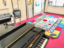 文化堂 正条教室 グループレッスン室 音楽