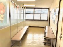 文化堂 正条教室 待合スペース