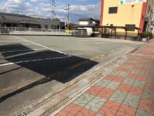 文化堂 正条教室 駐車場