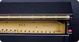 機種名・製造番号の確認方法 アップライトピアノ