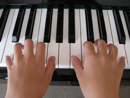 はじめてピアノ