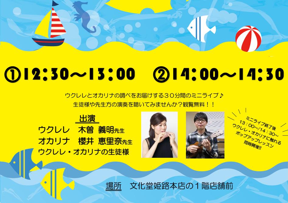 文化堂WINDOW LIVE in SummerⅡ