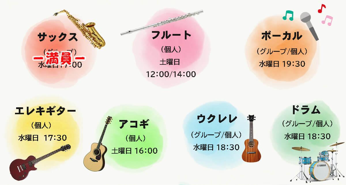 LiSA『紅蓮華』『炎』 スペシャルレッスン 楽器・日程