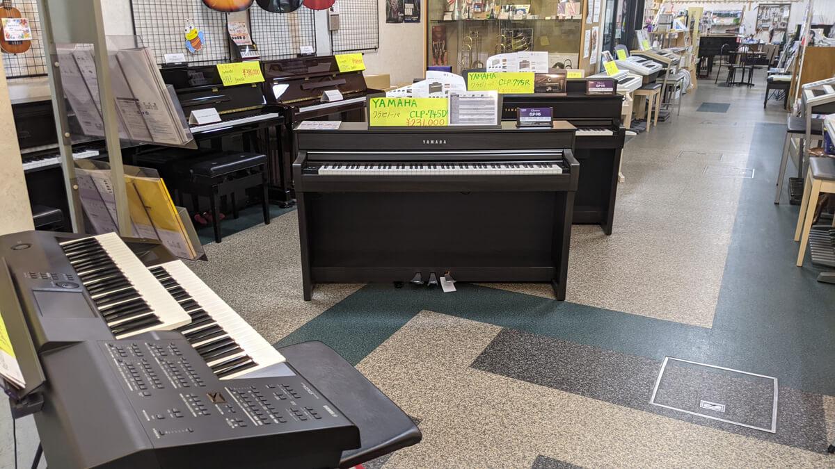 文化堂SHOP 電子ピアノ